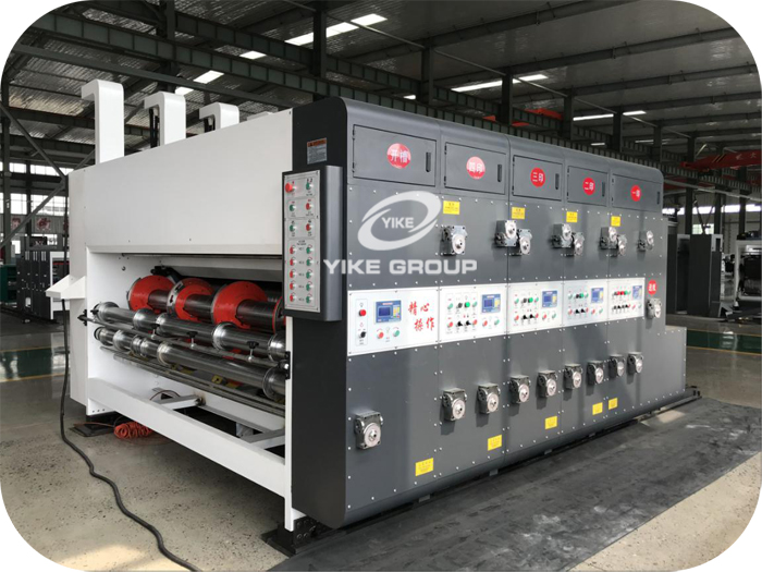 Economic Type Flexo Printer Slotter Machine