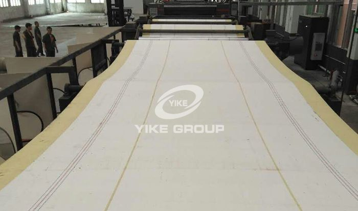 Kevlar edge Corrugator Belt Used for Automatic Corrugated Cardboard Line