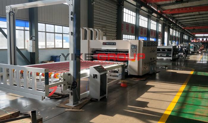 High speed Flexo Printer Slotter Machine
