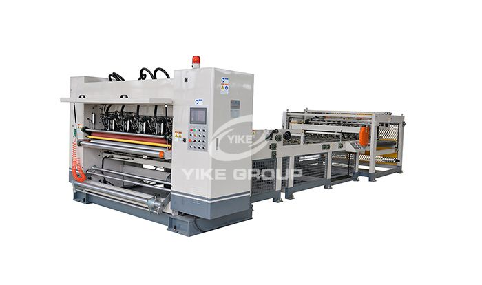 2ply Automatic Corrugated Cardboard Production Line
