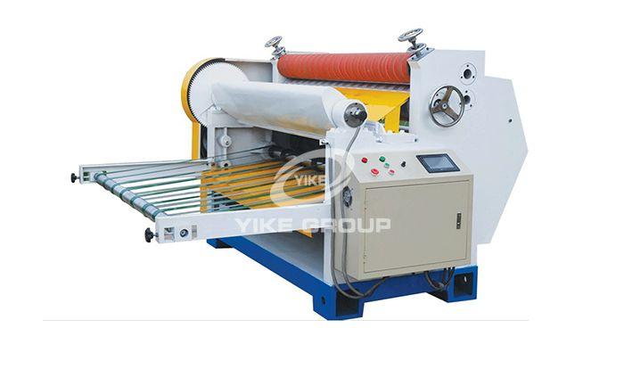 NC Sheet Cutter & Automatic Stacker Machine