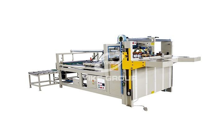 Semi Folder Gluer Machine