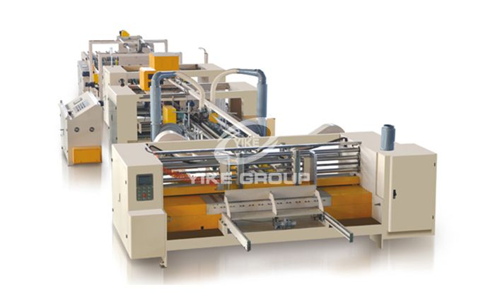 Fully Automatic Stitcher and Gluer Machine