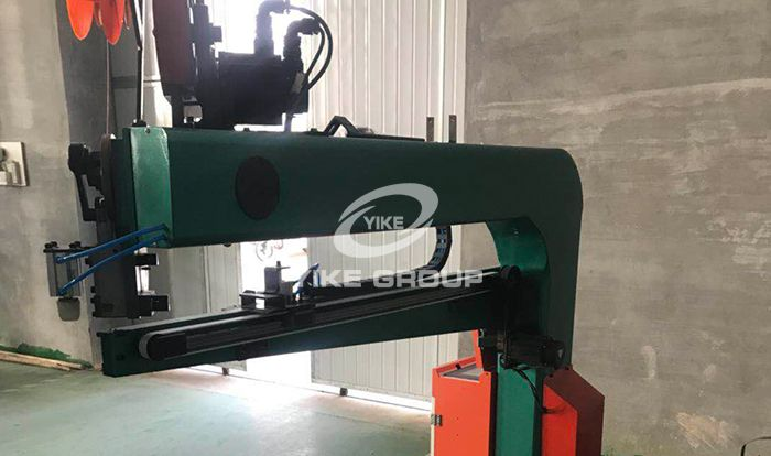 Servo Type Stitching Machine