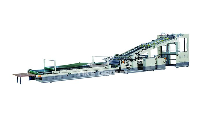 5 Ply Automatic Flute Laminator(3+2)