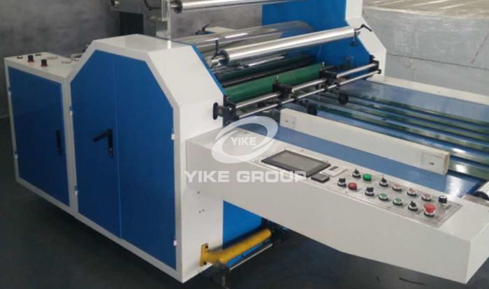 Semi-Automatic Film Laminator Machine