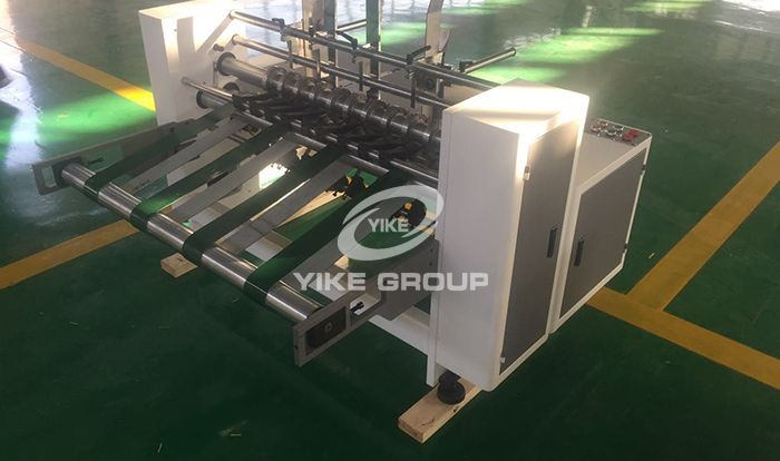 Corrugated Partition Slotting Machine