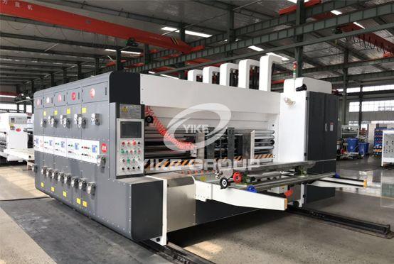Economic Type Flexo Printer Slotter Die Cutter Machine