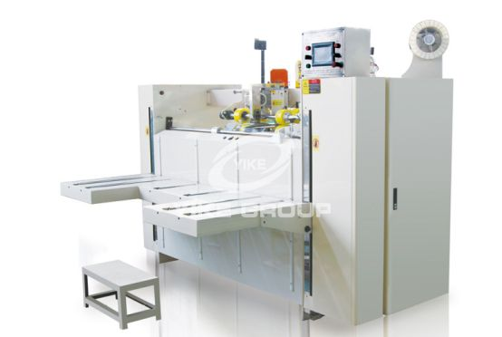 Semi Type Single Piece Stitcher Machine