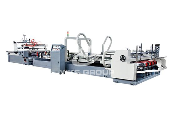 Automatic Folder Gluer Machine 2