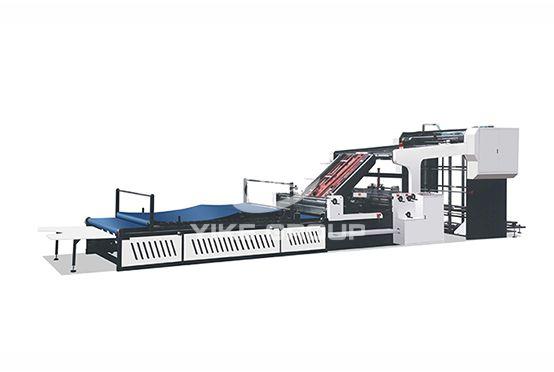 YX-G High Speed Flute Laminator Machine