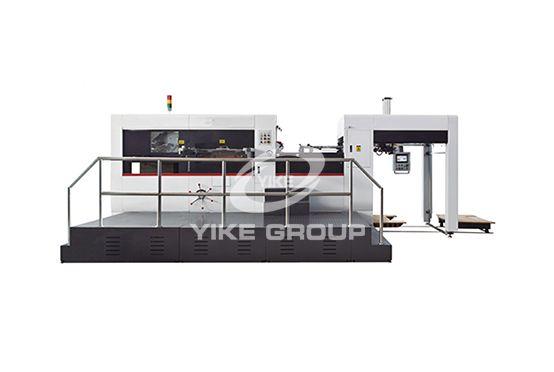 Automatic Flat Bed Die Cutting Machine