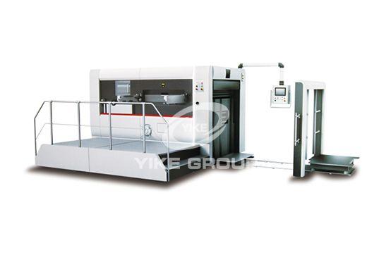 Semi Type Flat Bed Die Cutting Machine