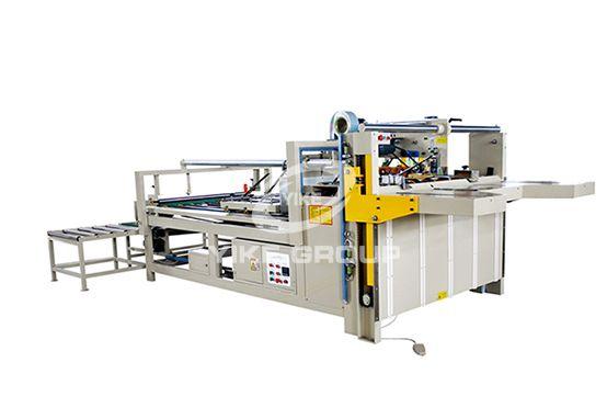 Semi Folding Gluing Machine