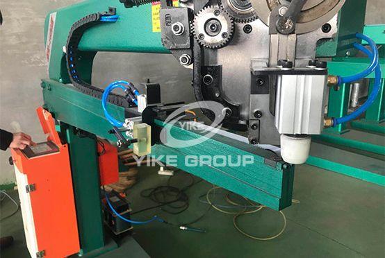 Servo Type Manual Stitcher Machine
