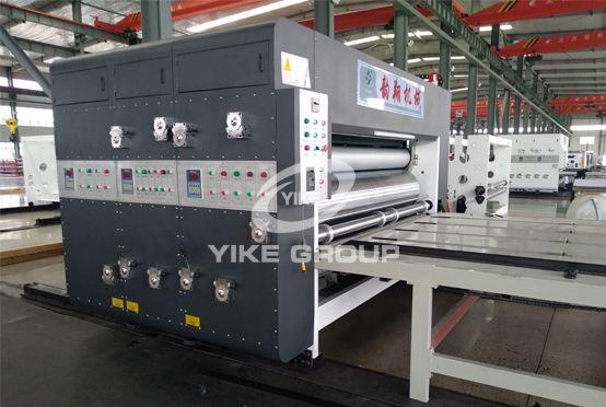 Chain Type Printer Slotter Machine