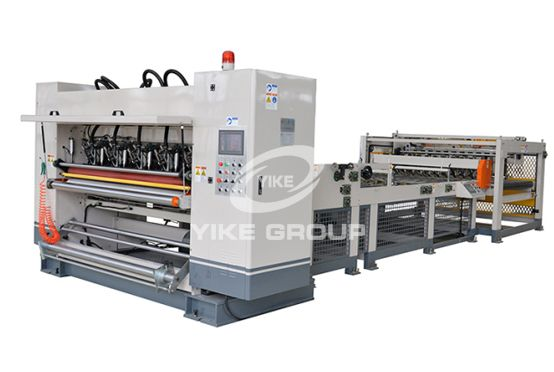 Full Computer Horizontal Slitting Machine