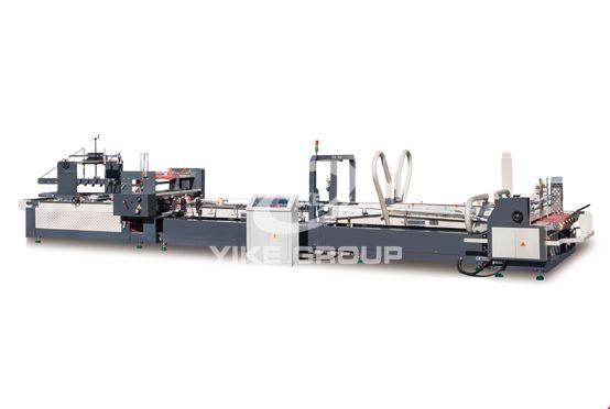 Automatic Folder Gluer Machine New Type