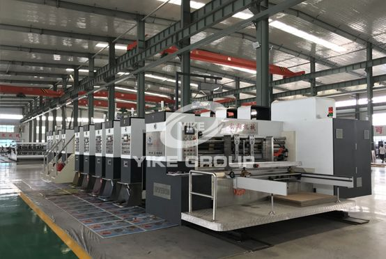 High Defination Flexo Printer Slotter Machine