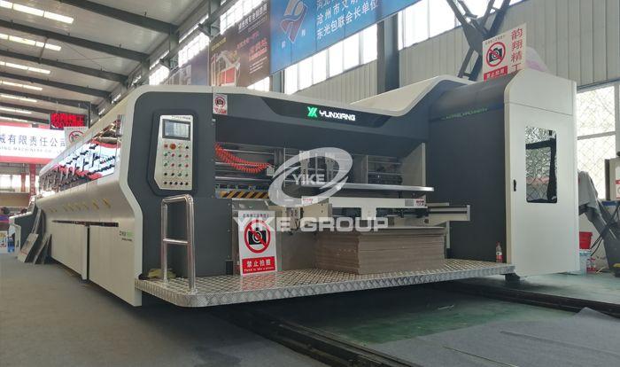 HD-High Defination Flexo Printer Sloter Die Cutter Machine