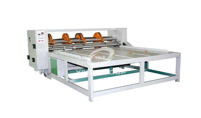 Rotary Slotter 4 Machine