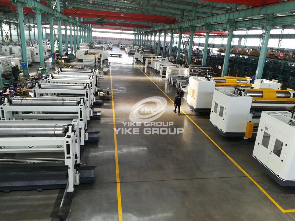 Corrugated Paperboard Production line