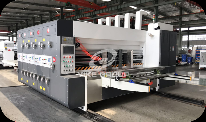 Economic Type Flexo Printer Slotter Machine