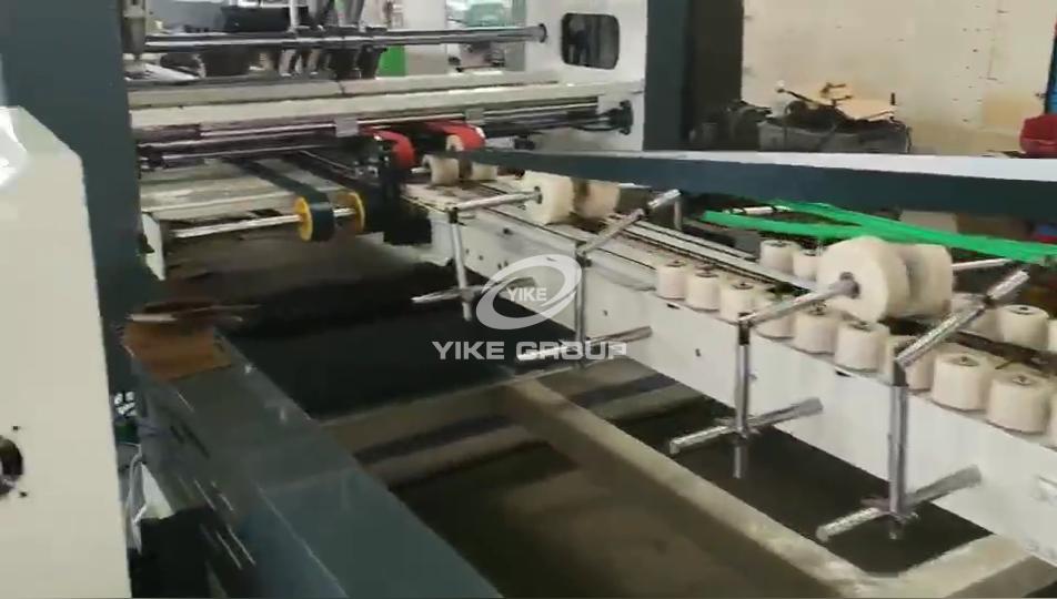 Automatic Folder Gluer Machine for Small Box