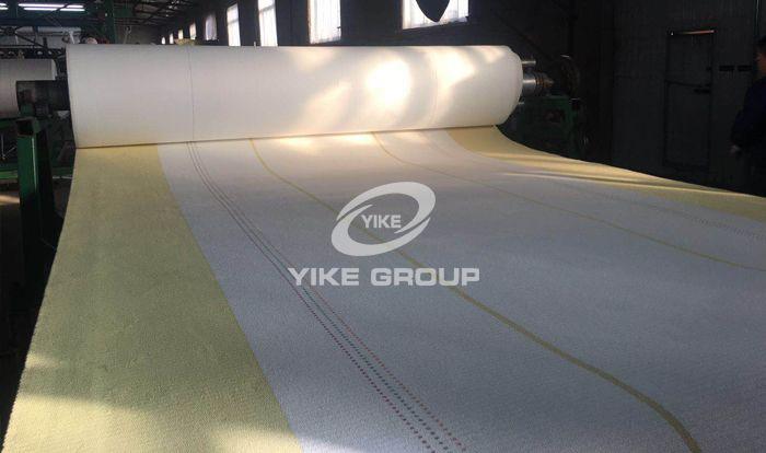 Kevlar Edge Corrugator Belts Used for BHS, JC, TCY, CHAMPION Corrugated cardboard production line