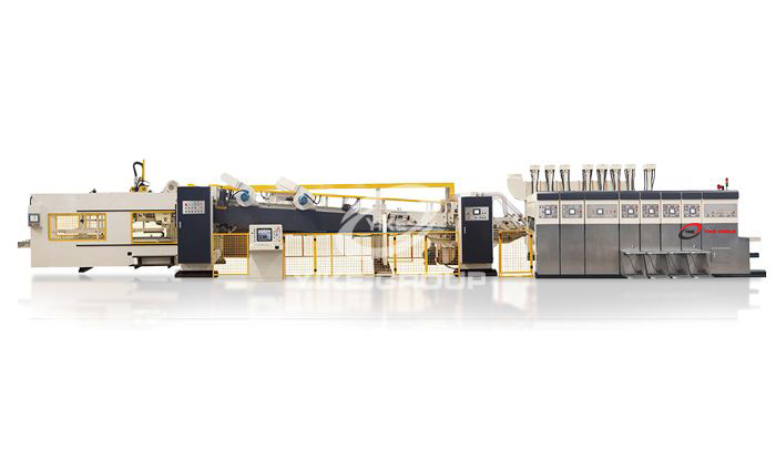 Flexo folder Gluers