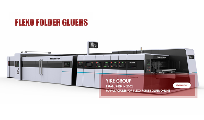 2021 NEW MODLE Flexo Folder Gluers