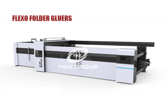 2021 NEW MODLE Flexo Folder Gluers