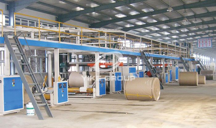 7-layer-corrugated-cardboard-production-line