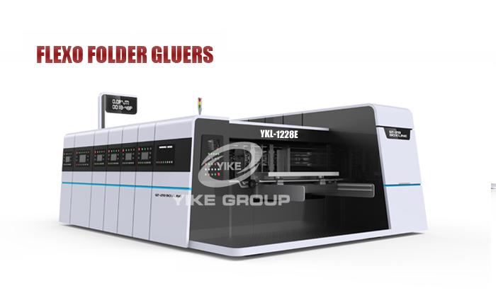 High defination flexo printer slotter machine