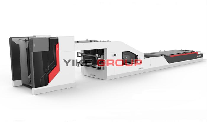 New Model 5 Ply Flute Laminator (1+2+2)
